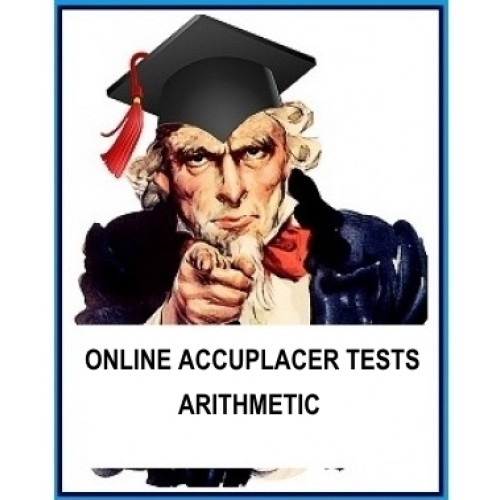Accuplacer Online Arithmetic Tests
