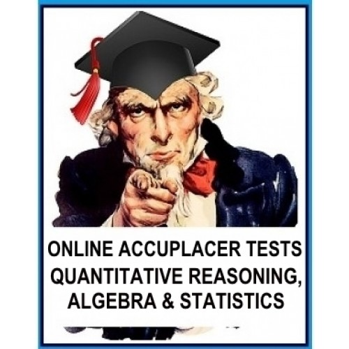 Online Accuplacer Quantitative Reasoning Tests