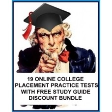 Free Practice College Placement Test Online